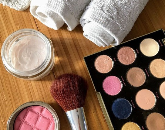 Workshop - Duurzame make-up en gelaatsverzorging